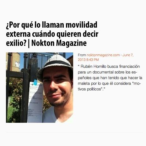 Nokton Magazine