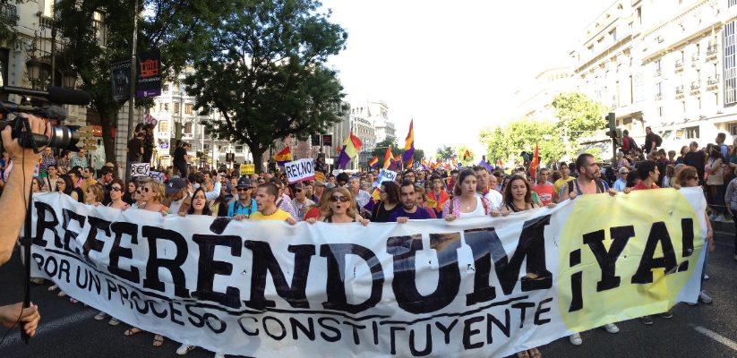 Marcha referendum ya